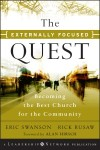 "Missional Insights from ""The Externally Focused Quest"""